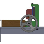 Tin Coated Mild Steel Roofing Panel Machine